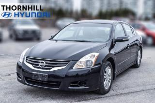 Used 2010 Nissan Altima 2.5 S  -  Power Windows -  Power Doors for sale in Thornhill, ON