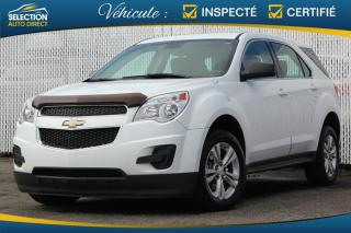 Used 2012 Chevrolet Equinox LS AWD for sale in Ste-Rose, QC