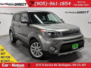Used 2019 Kia Soul EX| BACK UP CAM| HEATED SEATS & STEERING WHEEL| for sale in Burlington, ON