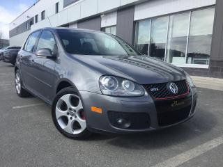 Used 2009 Volkswagen Golf GTI 5 Portes Cuir Toit Ouvrant for sale in Ste-Marie, QC