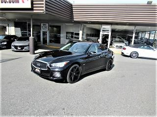 Used 2016 Infiniti Q50 2.0L TURBO - AWD for sale in Langley, BC