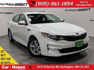 Used 2018 Kia Optima LX| HEATED SEATS| ONE PRICE INTEGRITY| for sale in Burlington, ON