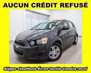 Used 2016 Chevrolet Sonic LT for sale in St-Jérôme, QC