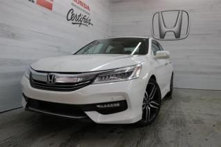 Used 2016 Honda Accord Touring for sale in Blainville, QC