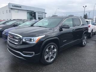Used 2017 GMC Acadia SLT-2 for sale in St-Hyacinthe, QC