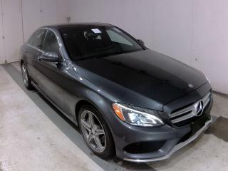 Used 2016 Mercedes-Benz C-Class C300 4MATIC~19KMS ONLY~ONE OWNER~AMG PKG for sale in Burlington, ON