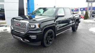 Used 2018 GMC Sierra 1500 Denali for sale in St-Hyacinthe, QC