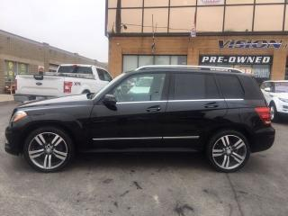 Used 2015 Mercedes-Benz GLK-Class AMG APPEARANCE/ NAVIGATION/ BACK UP- CAMERA for sale in North York, ON