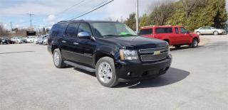 Used 2010 Chevrolet Suburban LTZ DVD Leather Safetied LTZ for sale in Madoc, ON