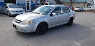 Used 2010 Chevrolet Cobalt 98k auto we finance LT w/1SA for sale in Madoc, ON