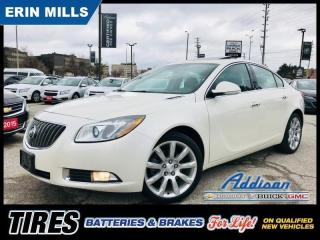 Used 2012 Buick Regal Turbo Navi|Sunroof|Harmon&Kardon|LOW KM| for sale in Mississauga, ON