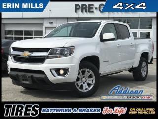 Used 2016 Chevrolet Colorado LT LT|Rear CAM|Tonneau|3.6L V6 for sale in Mississauga, ON
