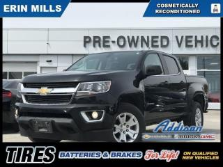 Used 2016 Chevrolet Colorado LT  LT PKG|Tonneau|4X4|Rear CAM|Sliding Window| for sale in Mississauga, ON
