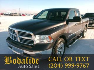 Used 2014 RAM 1500 SLT for sale in Headingley, MB