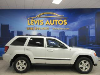 Used 2007 Jeep Grand Cherokee 4x4 Laredo A/c for sale in Lévis, QC