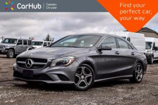 Used 2016 Mercedes-Benz CLA-Class CLA 250 4Matic|Navi|Bluetooth|Backup Cam|Bluetooth|Heated Front Seats|17
