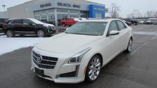 Used 2014 Cadillac CTS Sedan Performance AWD / $218.00 bi-weekly for 72 mths for sale in Arnprior, ON