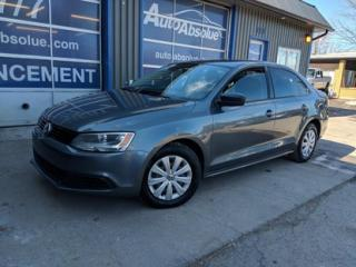 Used 2012 Volkswagen Jetta Trendline for sale in Boisbriand, QC