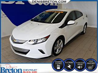 Used 2019 Chevrolet Volt LT for sale in St-Eustache, QC