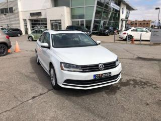 Used 2017 Volkswagen Jetta wolfsburg for sale in Lasalle, QC