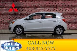 Used 2017 Mitsubishi Mirage SE for sale in Red Deer, AB