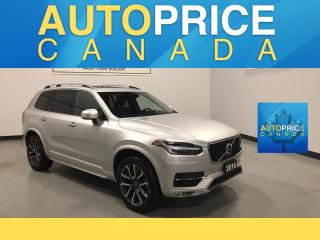 Used 2016 Volvo XC90 T6 Momentum 7PASS|NAVIGATION|PANOROOF|LEATHER for sale in Mississauga, ON
