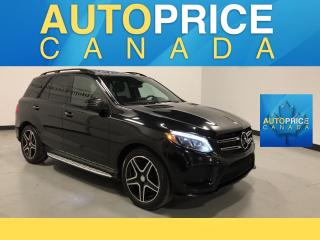 Used 2016 Mercedes-Benz GLE SPORT PKG|NAVIGATION|PANROOF for sale in Mississauga, ON
