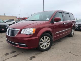 Used 2013 Chrysler Town & Country Touring |DVD|  Nav| Moonroof| Pwr Sliders for sale in St Catharines, ON