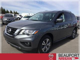 Used 2019 Nissan Pathfinder SV TECH 4WD ***BALANCE GARANTIE*** for sale in Beauport, QC