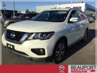 Used 2019 Nissan Pathfinder SV TECH 4WD ***NAVIGATION*** for sale in Beauport, QC