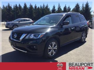 Used 2019 Nissan Pathfinder SV TECH 4WD ***16 370 KM*** for sale in Beauport, QC