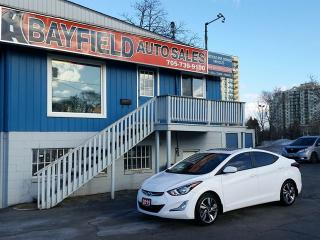Used 2015 Hyundai Elantra GLS **Auto/Sunroof/Heated Seats** for sale in Barrie, ON