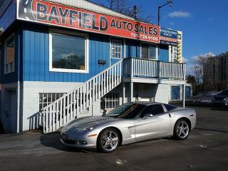 Used 2005 Chevrolet Corvette Z51 **Targa Top/Auto/Only 62k!** for sale in Barrie, ON