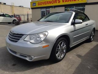 Used 2008 Chrysler Sebring Limited  for sale in Dundas, ON