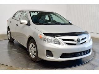 Used 2013 Toyota Corolla CE for sale in L'ile-perrot, QC
