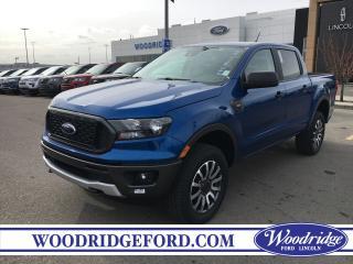 New 2019 Ford Ranger XLT for sale in Calgary, AB