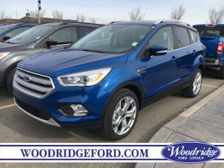 New 2019 Ford Escape Titanium for sale in Calgary, AB