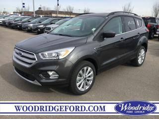 New 2019 Ford Escape SEL for sale in Calgary, AB