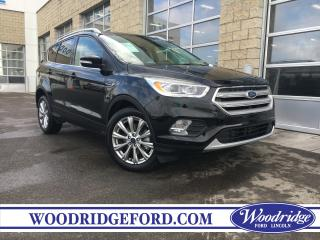 Used 2018 Ford Escape Titanium for sale in Calgary, AB