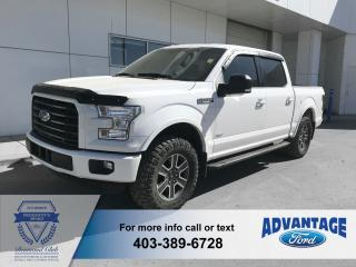 Used 2016 Ford F-150 XLT Clean Carfax - One Owner for sale in Calgary, AB