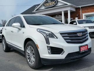 Used 2017 Cadillac XTS XT5 Luxury AWD, Pano Roof, Heated Leather Seats/Wheel, Tech Pkg, Nav, Remote Start for sale in Paris, ON