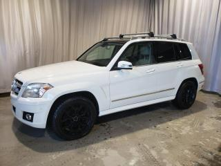 Used 2011 Mercedes-Benz GLK-Class GLK 350 4 portes 4MATIC for sale in Sherbrooke, QC
