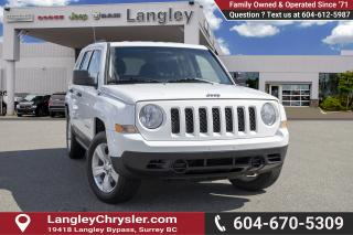 Used 2014 Jeep Patriot Sport/North *4x4* *SPORT* *A/C* for sale in Surrey, BC