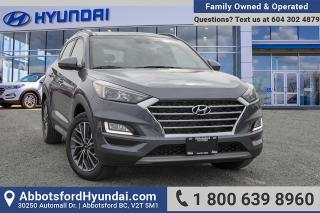 New 2019 Hyundai Tucson Luxury for sale in Abbotsford, BC