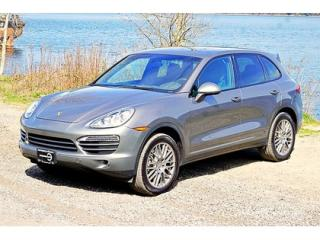 Used 2011 Porsche Cayenne S (LOW KM) for sale in Vancouver, BC