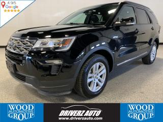 Used 2018 Ford Explorer XLT CLEAN CARFAX, ONE OWNER, TWIN PANEL MOONROOF for sale in Calgary, AB