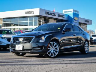 Used 2016 Cadillac ATS for sale in Ottawa, ON