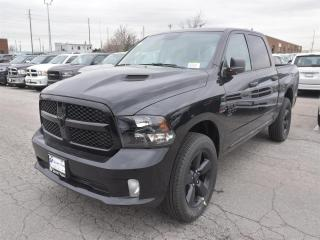 New 2019 RAM 1500 Classic ST|NIGHT EDITION|LED BED LIGHTS|HITCH for sale in Concord, ON