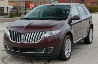 Used 2011 Lincoln MKX AWD | NAVI | Sunroof | Leather | CERTIFIED for sale in Waterloo, ON