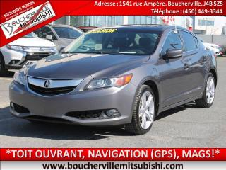Used 2015 Acura ILX Dynamic Navi Package for sale in Boucherville, QC